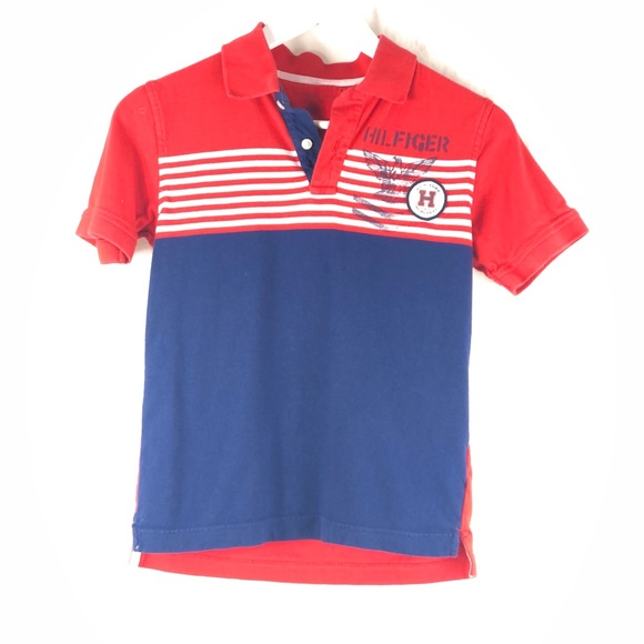 ⭐️ 5/$30 Tommy Hilfiger polo shirt